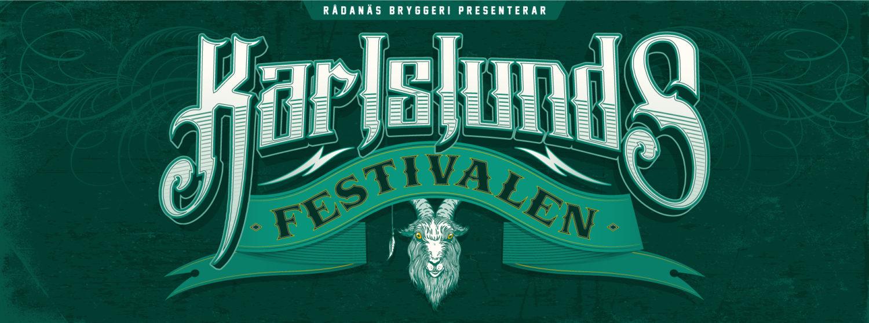 Karlslundsfestivalens logga